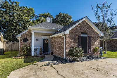 Lafayette Parish Single Family Home For Sale: 130 Edie Ann Drive