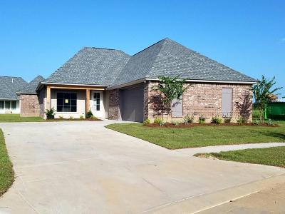 Woodlands Of Acadiana Single Family Home Active/Contingent: 205 Woodstone Drive