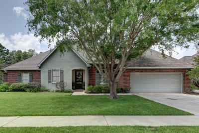 Youngsville Single Family Home For Sale: 303 Field Crest Parkway