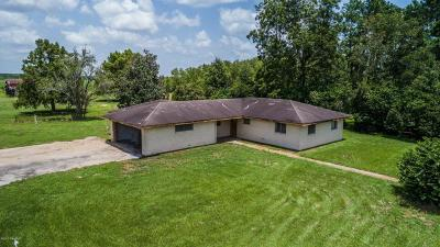 Crowley Single Family Home For Sale: 18001 Hwy 90