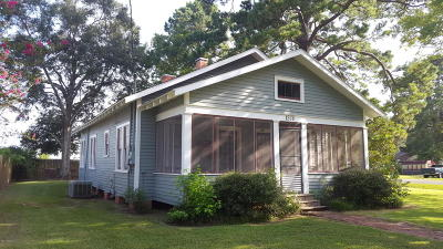 Arnaudville Single Family Home For Sale: 1578 Courtableau