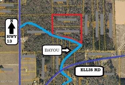 Acadia Parish Residential Lots & Land For Sale: Eunice Hwy