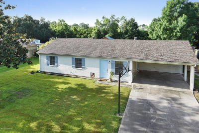 Scott Single Family Home For Sale: 114 Wheat Circle