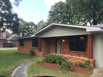 Broussard, Lafayette, Youngsville Rental For Rent: 112 Deanna Drive