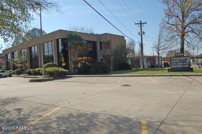 Lafayette Parish Commercial Lease For Lease: 1405 W Pinhook Drive #102