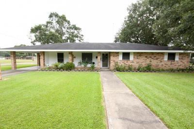 Eunice Single Family Home For Sale: 1301 Baron