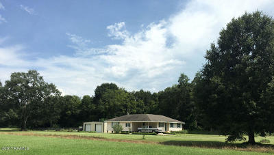 Carencro Single Family Home For Sale: 112 Ancestral Road