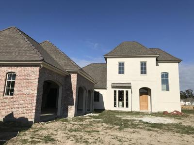 Lafayette Single Family Home For Sale: 502 Rutherford Court