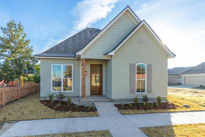 Laurel Grove Single Family Home For Sale: 104 Fallen Oak Lane