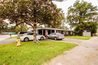 Lafayette Commercial For Sale: 213 Guilbeau Road