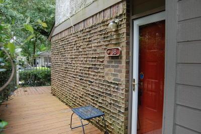 Lafayette Single Family Home For Sale: 1400 E Bayou Pkwy #3b
