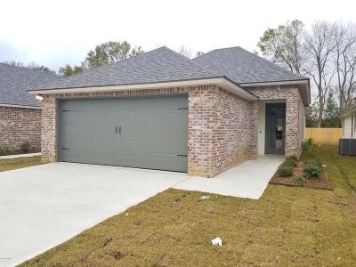 Lafayette Single Family Home For Sale: 228 Twin Meadow Boulevard