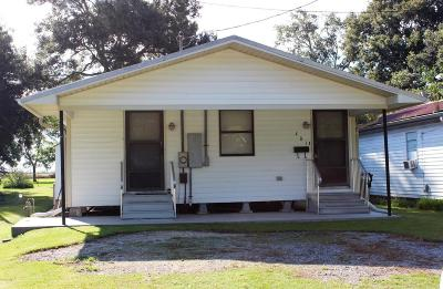 Vermilion Parish Single Family Home For Sale: 405 N Saltzman