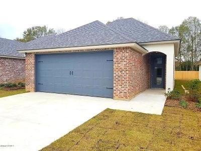 Lafayette Single Family Home For Sale: 226 Twin Meadow Boulevard