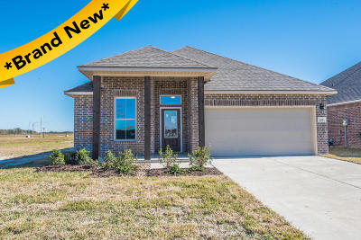 Verot Park Single Family Home For Sale: 205 Caldwell Sugar Road