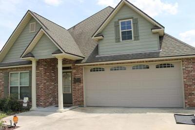 Eunice Single Family Home For Sale: 1351 B&b