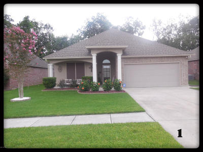 Carencro Single Family Home For Sale: 115 Endicott Drive