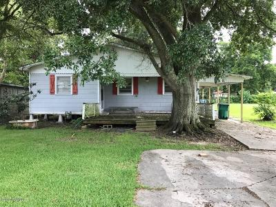Crowley Single Family Home For Sale: 1512 N Ave H