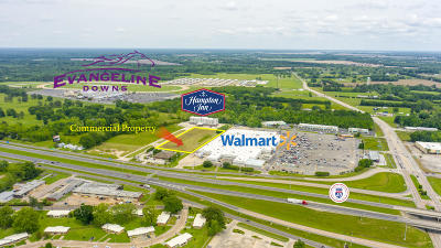 St Martinville, Breaux Bridge, Opelousas Residential Lots & Land For Sale: 5832 I-49 Frontage Road