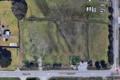 Lafayette Commercial Lots & Land For Sale: 1000 Blk Ridge Road