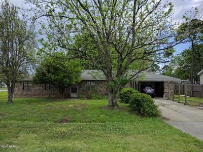 Lafayette Single Family Home For Sale: 3710 Louisiana Avenue