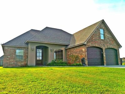New Iberia Single Family Home For Sale: 605 Timberstone Drive
