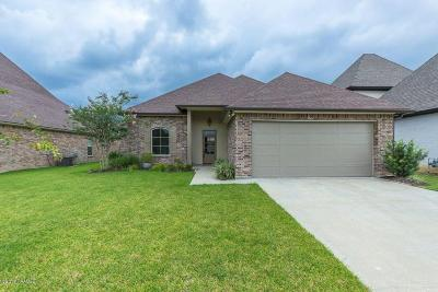 Broussard Single Family Home For Sale: 125 Autumnbrook Drive