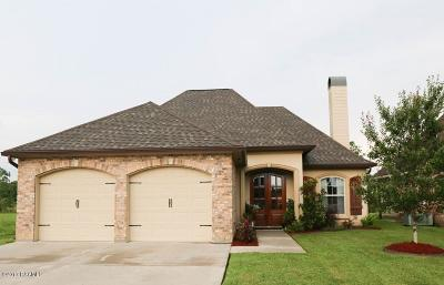 Single Family Home For Sale: 202 Zoie