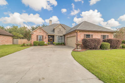 Youngsville Single Family Home For Sale: 305 Mill Pond Drive