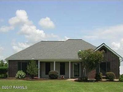 Abbeville Single Family Home For Sale: 10940 N Airport