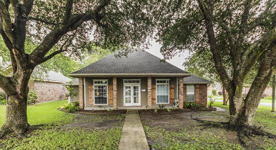 broussard Single Family Home For Sale: 403 Emancipation