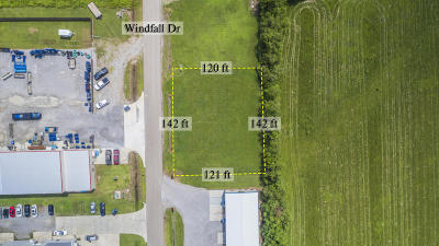 Commercial Lots & Land For Sale: 109 Windfall Drive
