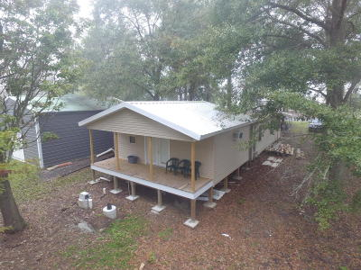 Port Barre Single Family Home For Sale: 114 Two O'clock Lane