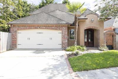Single Family Home For Sale: 113 Chimney Rock Boulevard