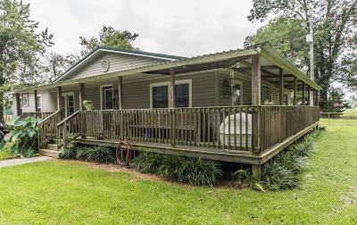 St Martinville, Breaux Bridge, Opelousas Single Family Home For Sale: 412 River Birch