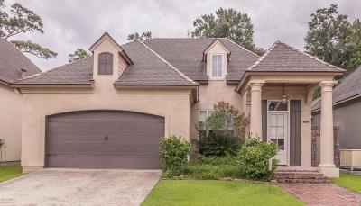 Single Family Home For Sale: 113 Windberg Lane