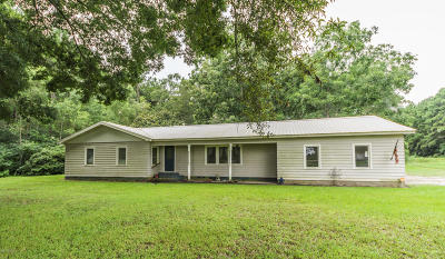 Eunice Single Family Home For Sale: 1153 Highway 13