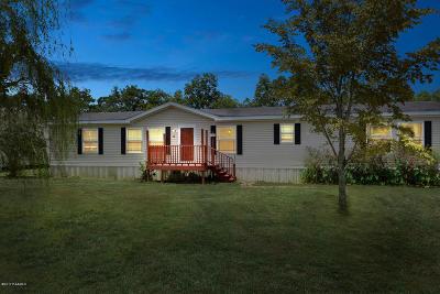 Breaux Bridge Single Family Home For Sale: 1167 Alcide Bonin Road