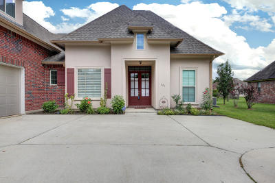 Single Family Home For Sale: 301 Travailleur Road