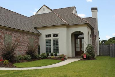 broussard Single Family Home For Sale: 105 Habitat Ridge Drive