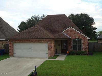 Milton Ridge Estates Single Family Home For Sale: 417 Milton Estates Lane