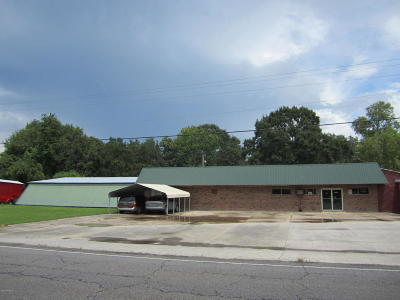 New Iberia Commercial For Sale: 2005 Sugarmill Road