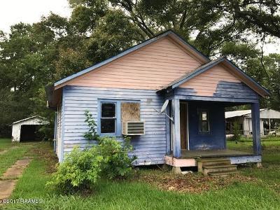 Eunice Single Family Home For Sale: 530 E Vine Avenue