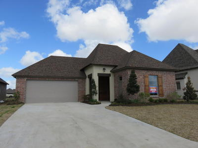 broussard Single Family Home For Sale: 419 Sandy Bay Drive