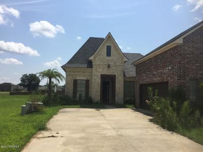 broussard Single Family Home Active/Contingent: 102 Silverwood Drive