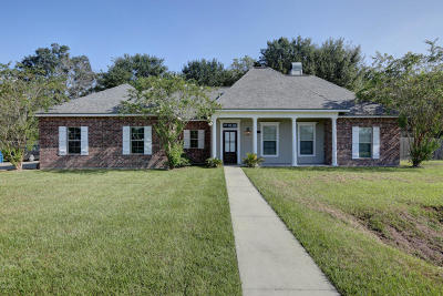 Carencro Single Family Home For Sale: 102 Antler