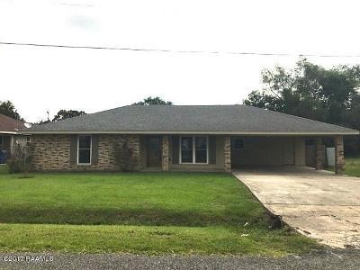 Duson Single Family Home For Sale: 204 Deerfield Loop