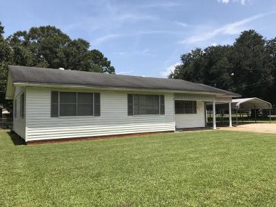 Eunice Single Family Home For Sale: 501 Ida