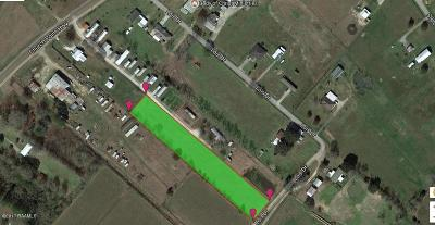 Acadia Parish Commercial Lots & Land For Sale: Tbd Church Point Hwy