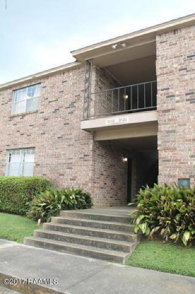 Lafayette Single Family Home For Sale: 3121 Johnston Street #202